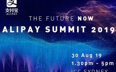 2019 Alipay Partner Summit at Alibaba Expo