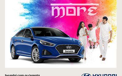 Hyundai Sonata Multi Cultural Campaign
